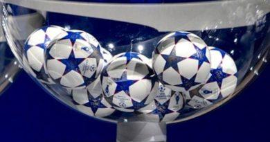 Жеребьёвка (2 дивизион).
