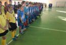 Награждение мини-футбол в школу (фотогалерея).