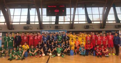 Финал ЦФО «Мини-футбол – в школу» (фотогалерея)