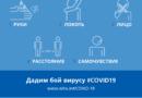 Меры по борьбе с распространением коронавируса