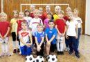 С 2021 года в школах вводится урок футбола