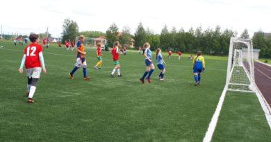 Итоги «Кожаный мяч-2021» в Липецкой области — девочки (фотогалерея)